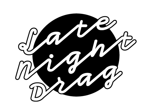Late Night Drag Logo
