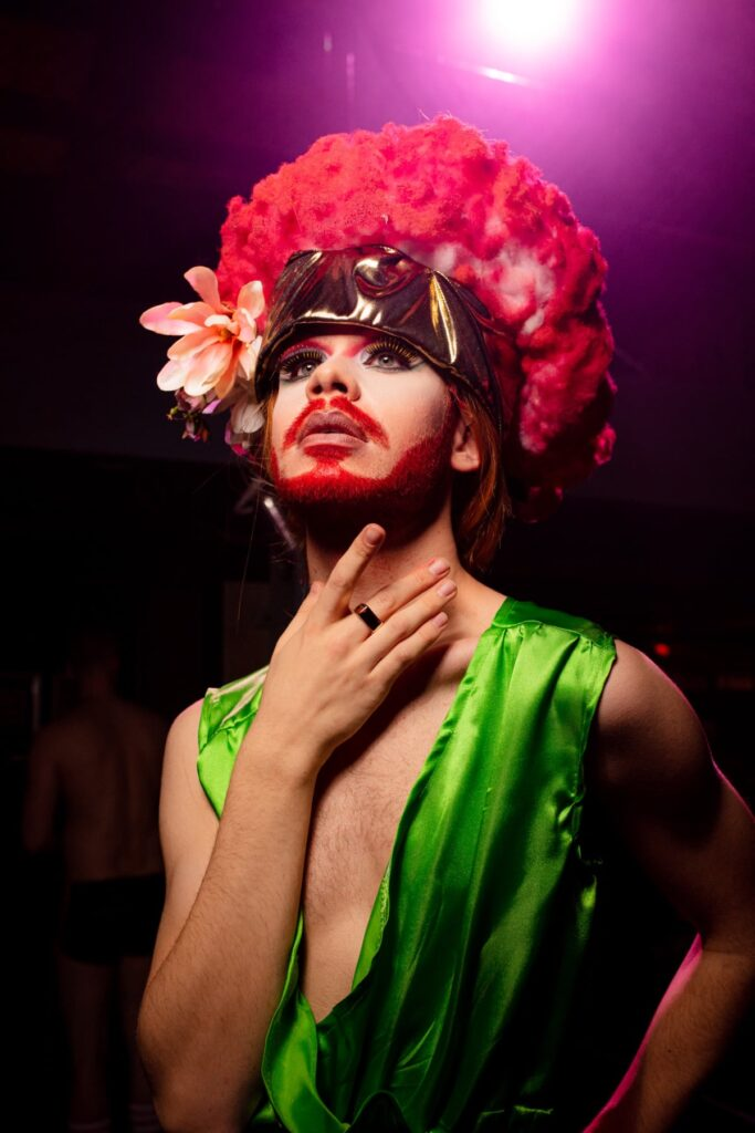 Late Night Drag Queen Fiorella Lores