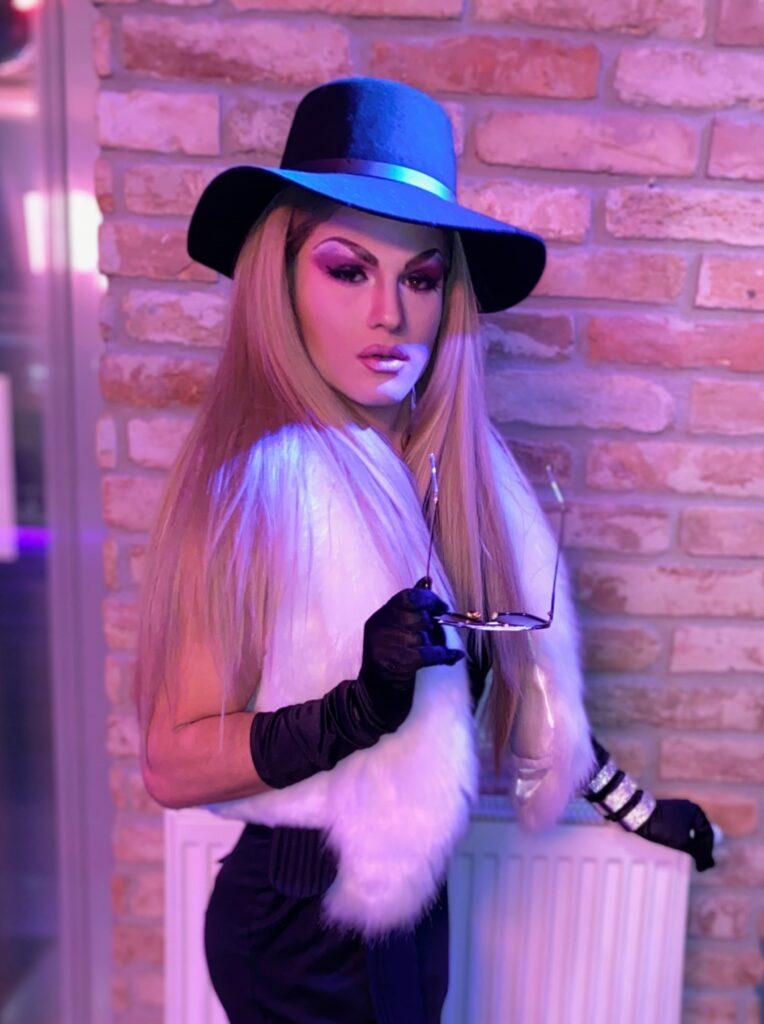 Rebecca White - Drag Queen
